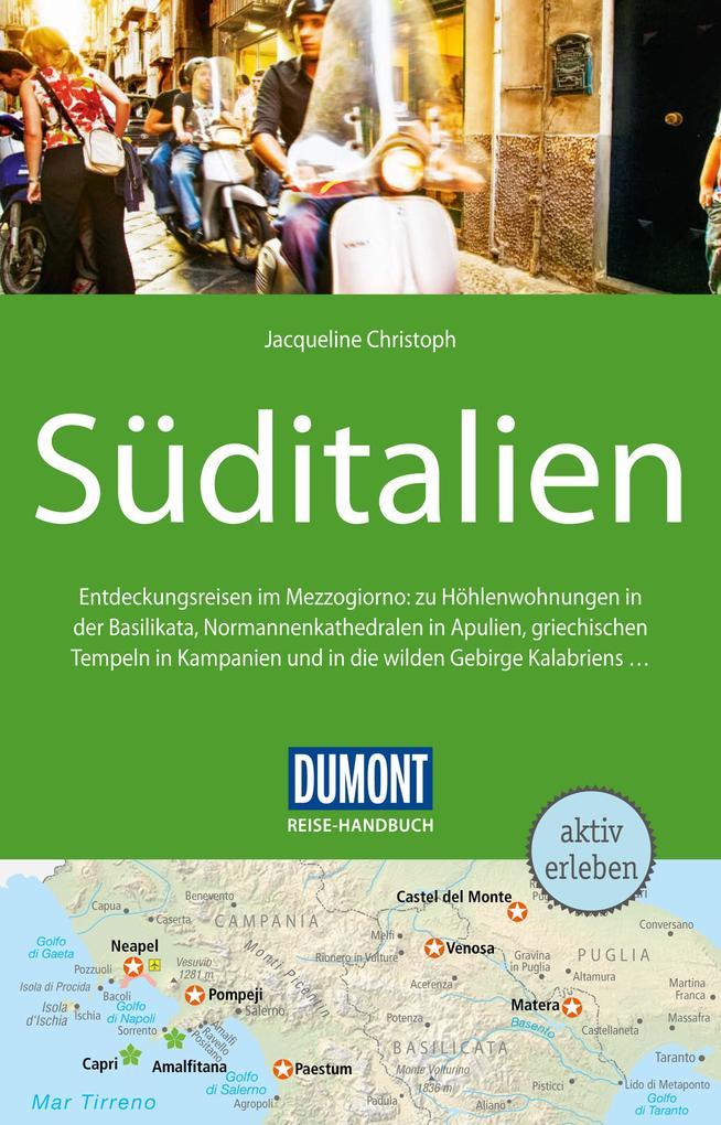 DuMont Reise-Handbuch Reiseführer Süditalien al...