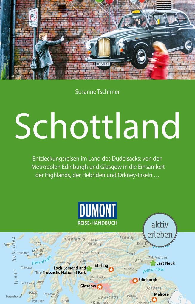 DuMont Reise-Handbuch Reiseführer Schottland al...