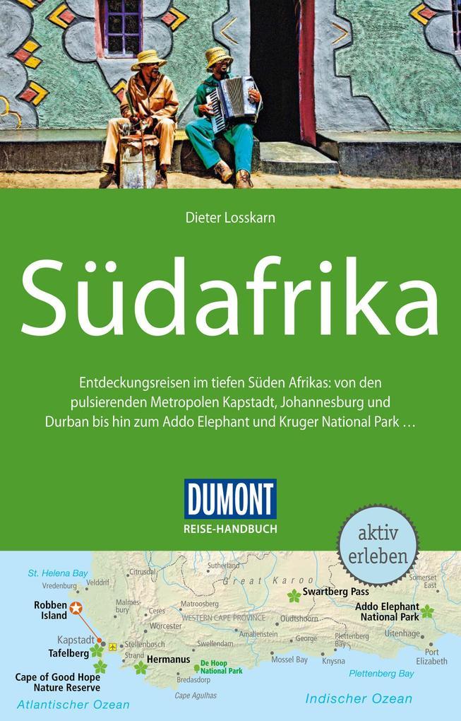 DuMont Reise-Handbuch Reiseführer Südafrika als...