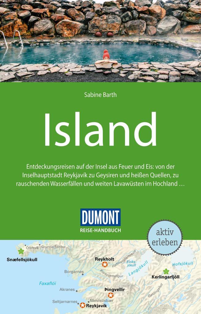 DuMont Reise-Handbuch Reiseführer Island als eB...