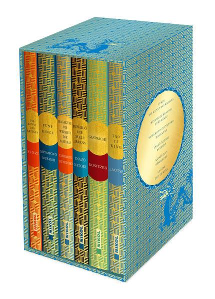 Fernöstliche Klassiker: 6 Bände im Schuber als Buch
