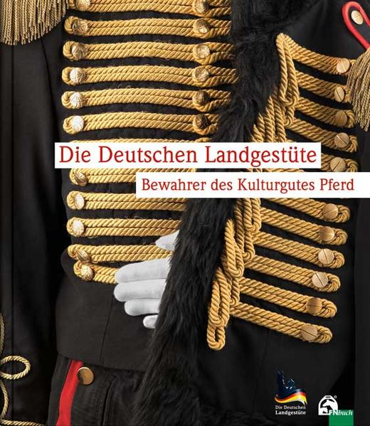 Die Deutschen Landgestüte als Buch von Dr. Mich...
