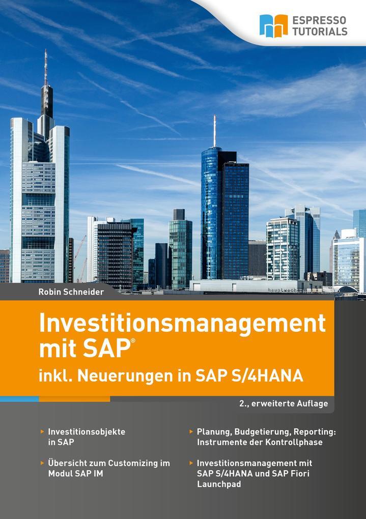 Investitionsmanagement mit SAP inkl. Neuerungen...
