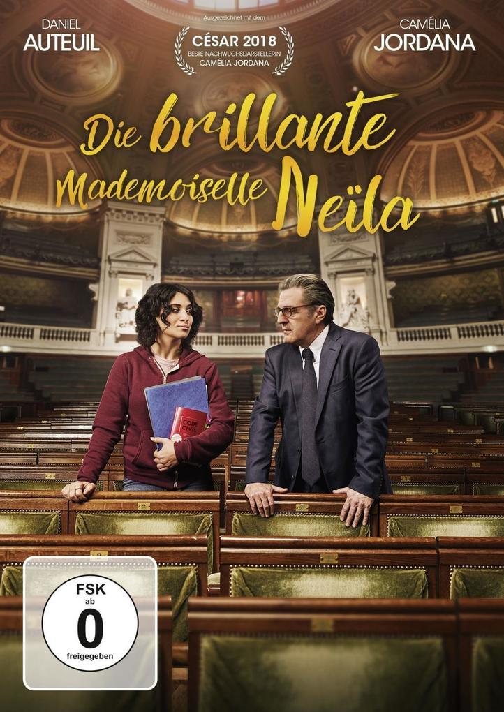 Die brillante Mademoiselle Neïla als DVD