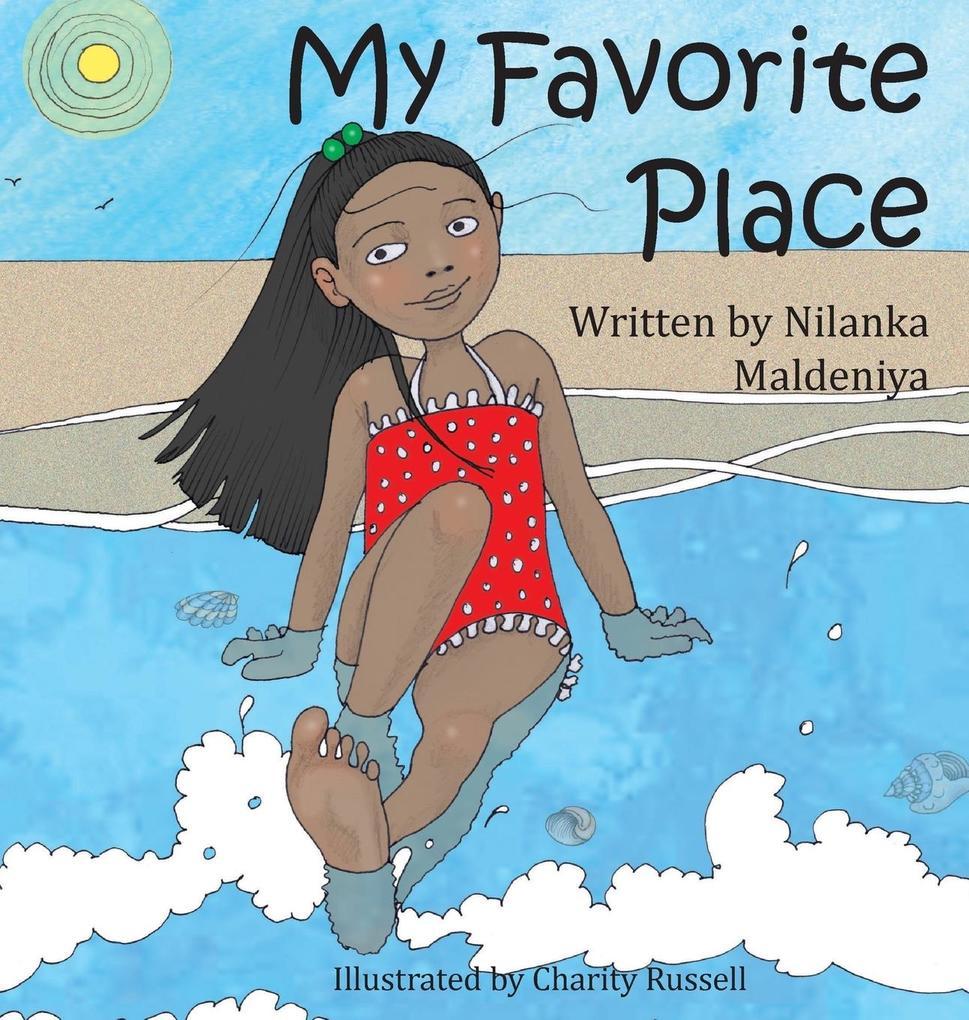 My Favorite Place als Buch von Nilanka Maldeniya