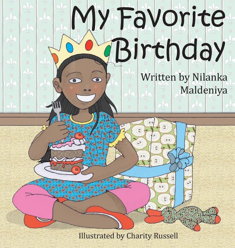 My Favorite Birthday als Buch von Nilanka Malde...