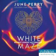 White Maze, 1 Audio-CD, MP3 Format