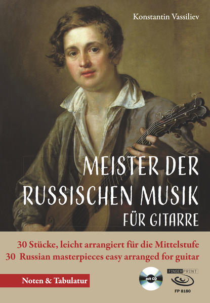 Meister der russischen Musik, Bearbeitungen für...