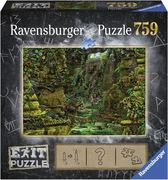 Exit 2: Tempel in Angkor - Puzzle 759 Teile