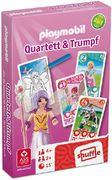 Playmobil Quartett & Trumpf - Girls