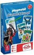 Playmobil Quartett & Trumpf - Boys
