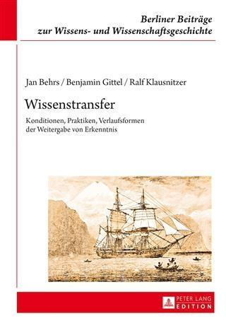 Wissenstransfer als eBook Download von Jan Behr...