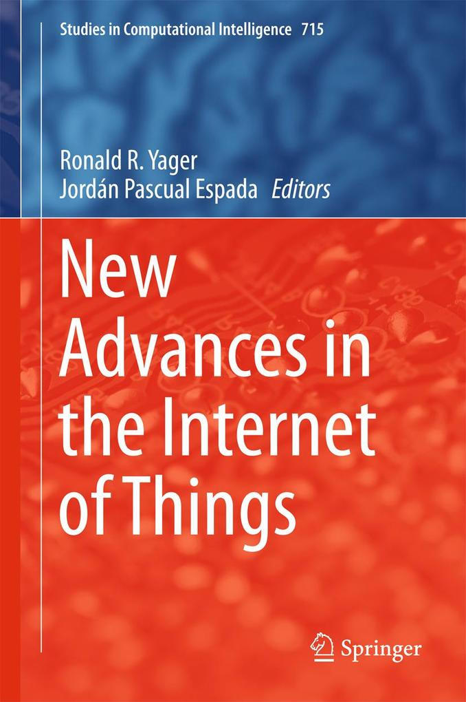 New Advances in the Internet of Things als eBoo...