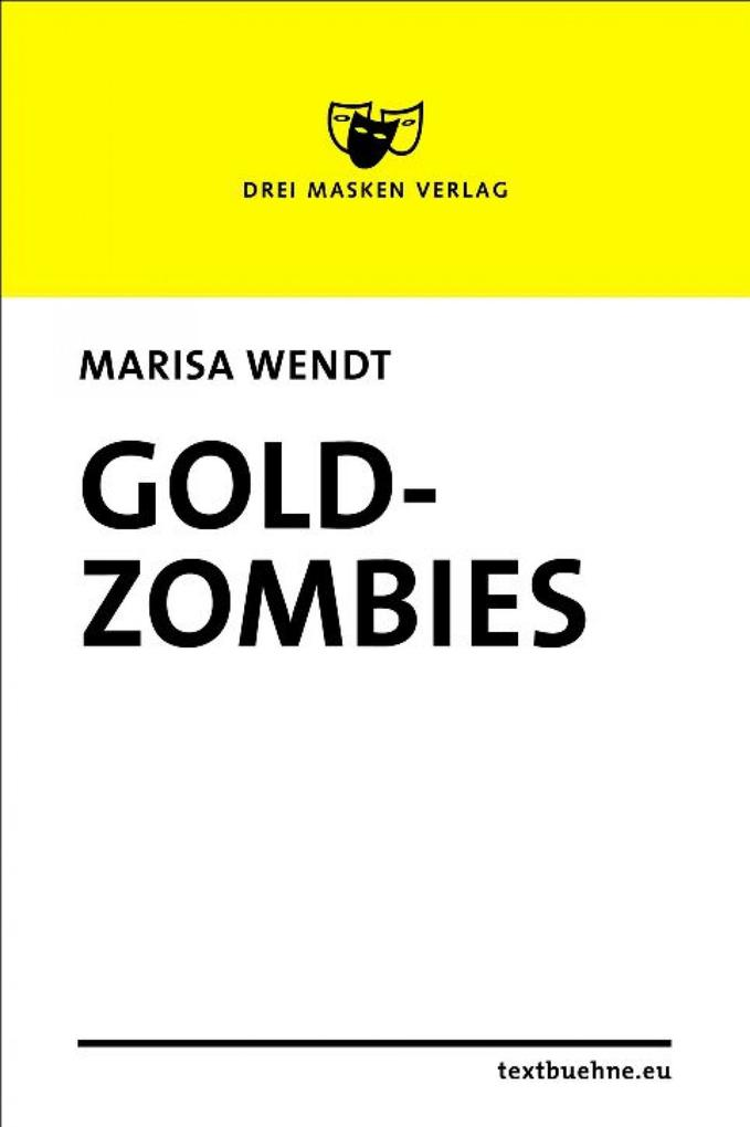 Goldzombies als eBook