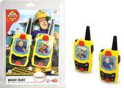 Dickie Toys - Feuerwehrmann Sam Walkie Talkie