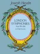 London Symphonies Nos. 99-104 in Full Score