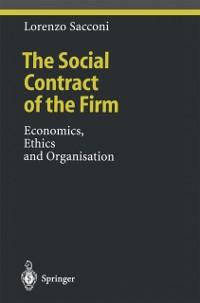 Social Contract of the Firm als eBook Download ...