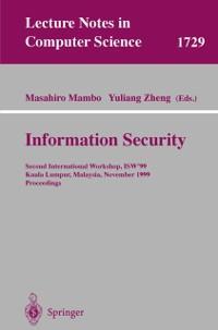 Information Security als eBook Download von
