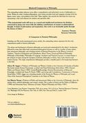 Companion to Feminist Philosophy