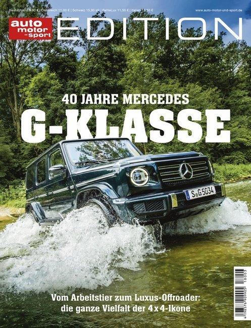 auto motor und sport Edition - 40 Jahre Mercede...