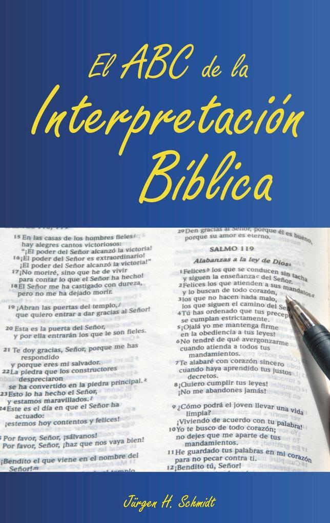 El ABC de la Interpretación Bíblica als Buch