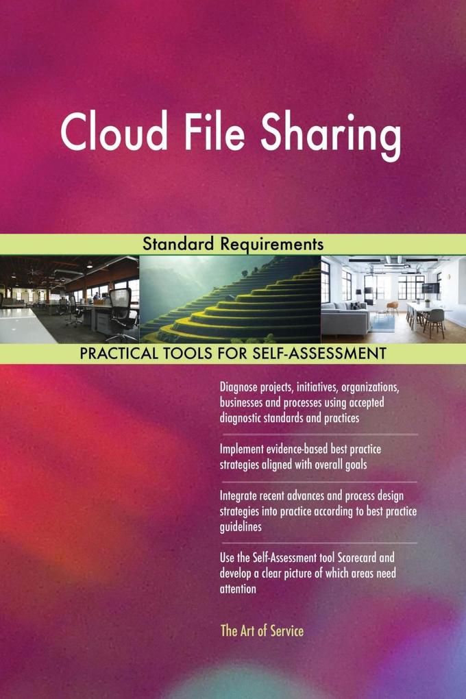 Cloud File Sharing Standard Requirements als eB...
