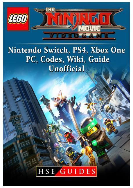 The Lego Ninjago Movie Video Game, Nintendo Swi...