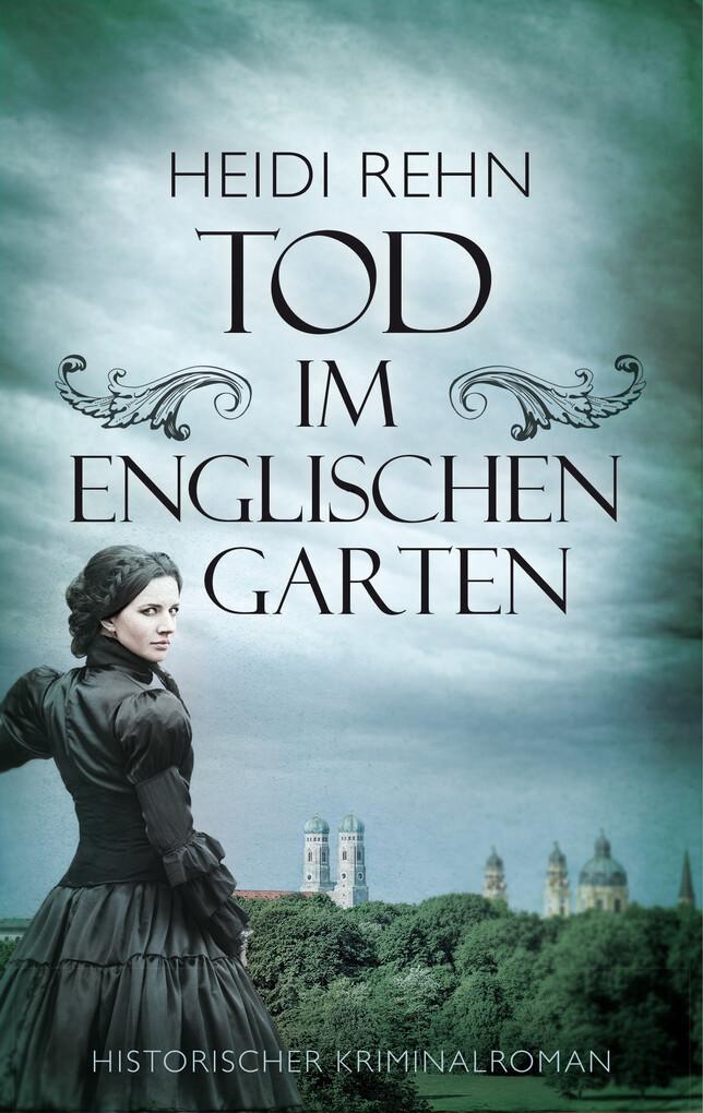 Tod im Englischen Garten als eBook