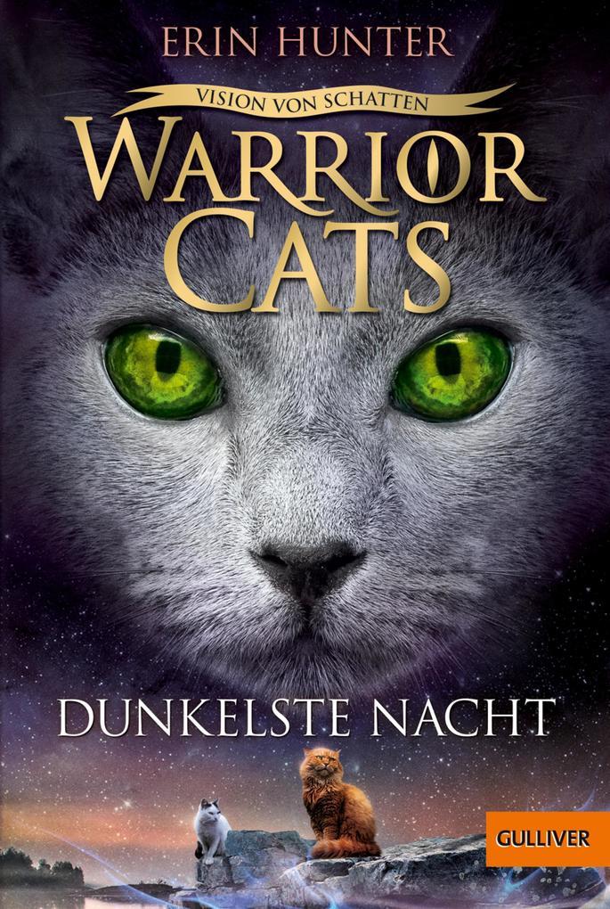 Warrior Cats - Vision von Schatten. Dunkelste Nacht als eBook