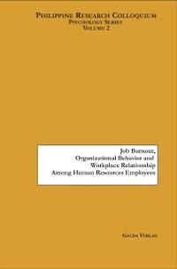 Job Burnout, Organizational Citizenship Behavio...