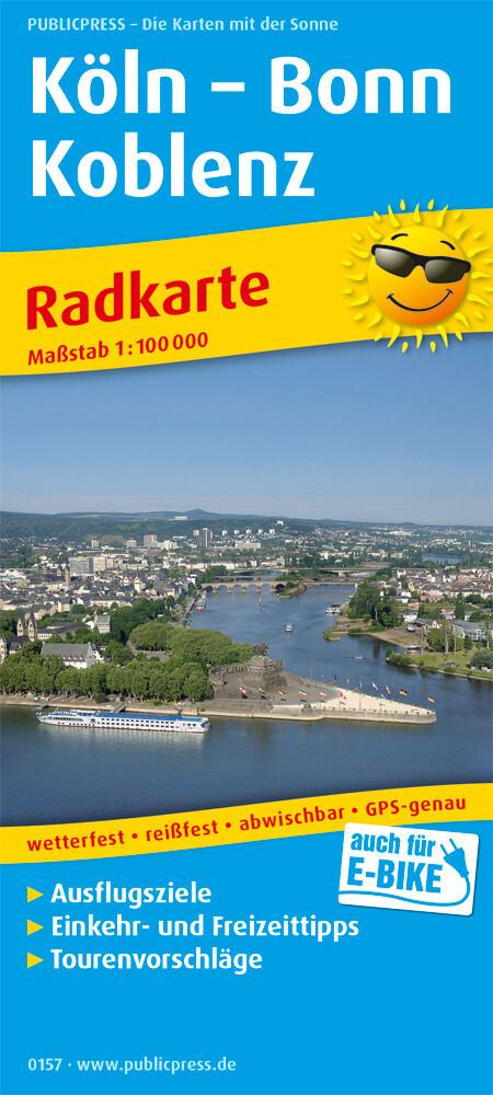 Köln - Bonn - Koblenz als Buch von