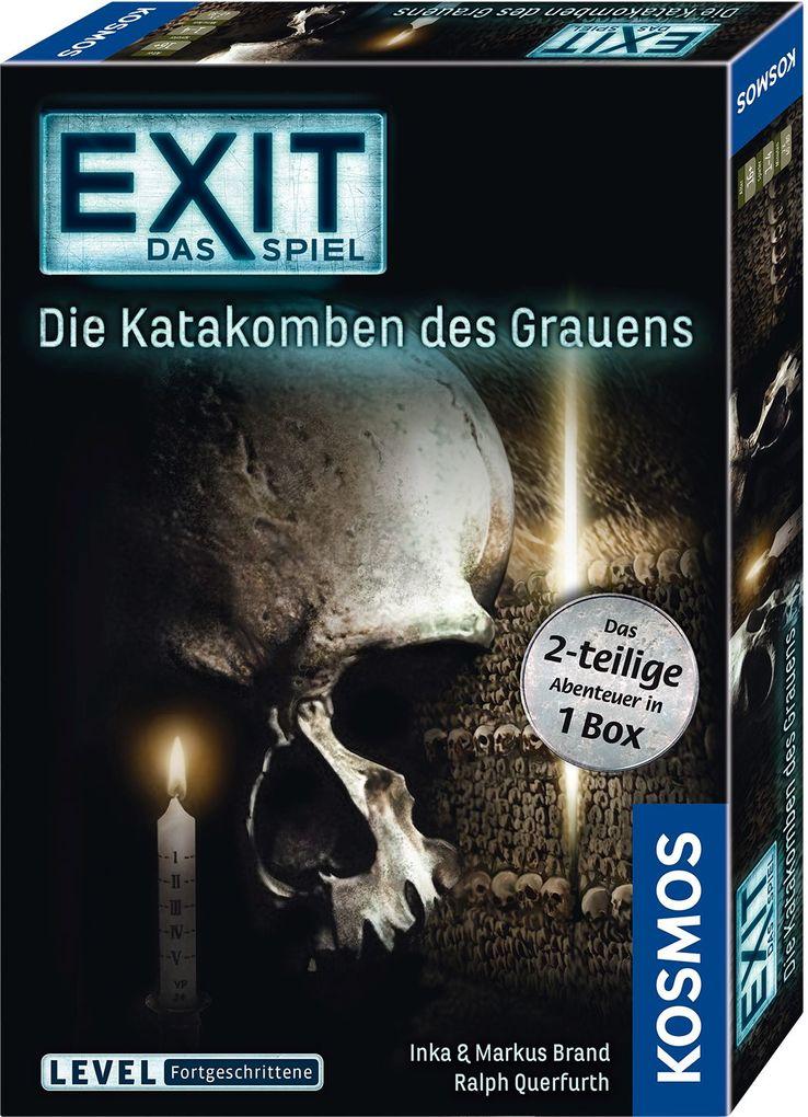 Exit - Die Katakomben des Grauens als sonstige Artikel