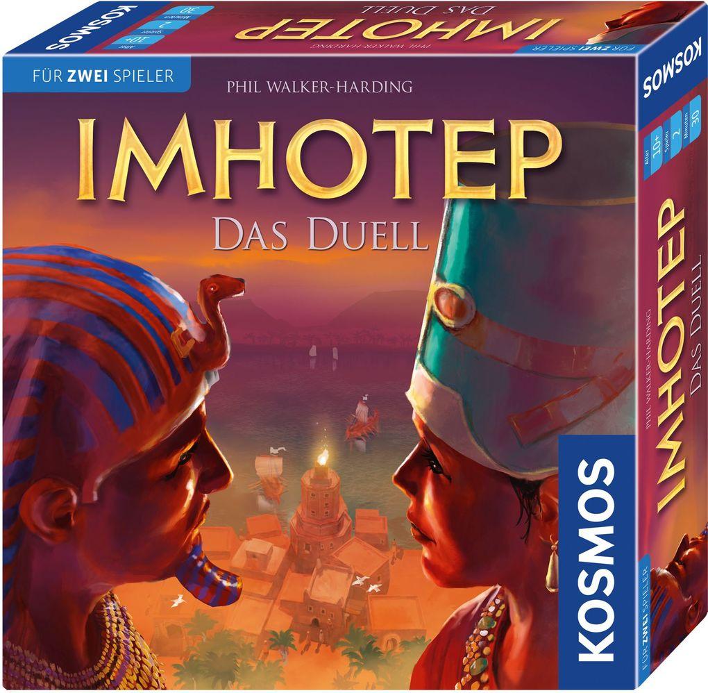 Imhotep - Das Duell als sonstige Artikel