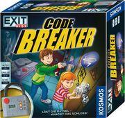 KOSMOS - EXIT Kids - Code Breaker - Löst die Rätsel und knackt das Schloss!