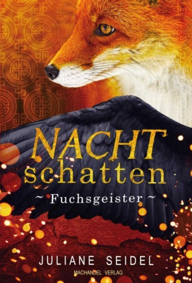 Nachtschatten 2.5 : Fuchsgeister als Taschenbuch