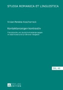 Kontaktanzeigen kontrastiv als eBook Download v...