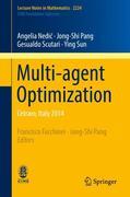 Multi-agent Optimization