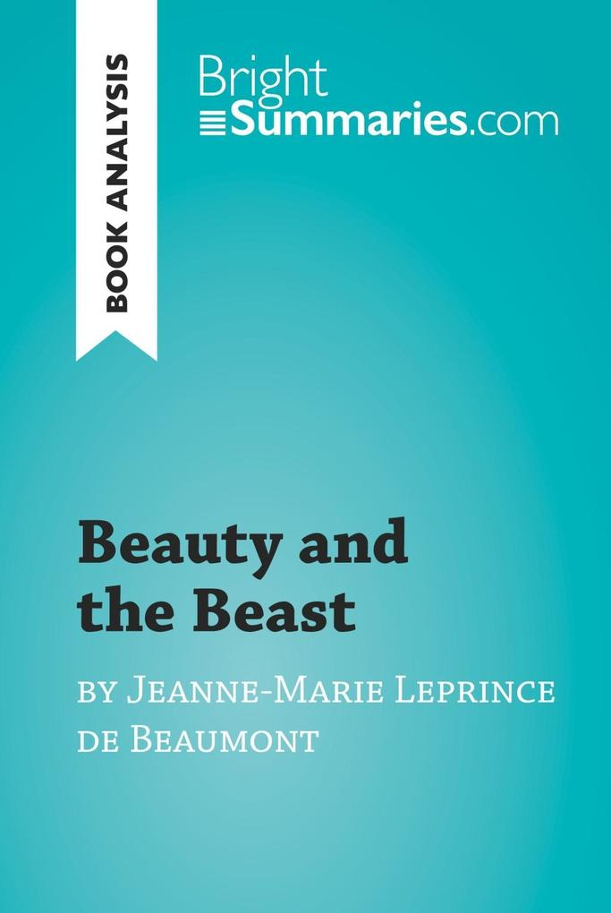 Beauty and the Beast by Jeanne-Marie Leprince d...