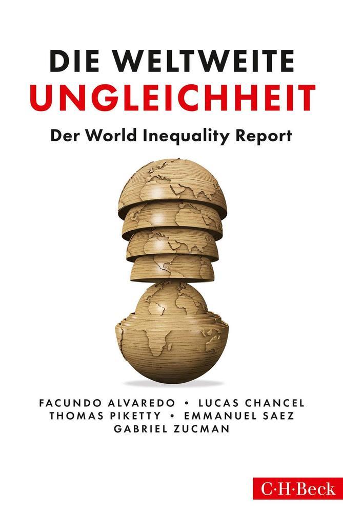 Die weltweite Ungleichheit als eBook