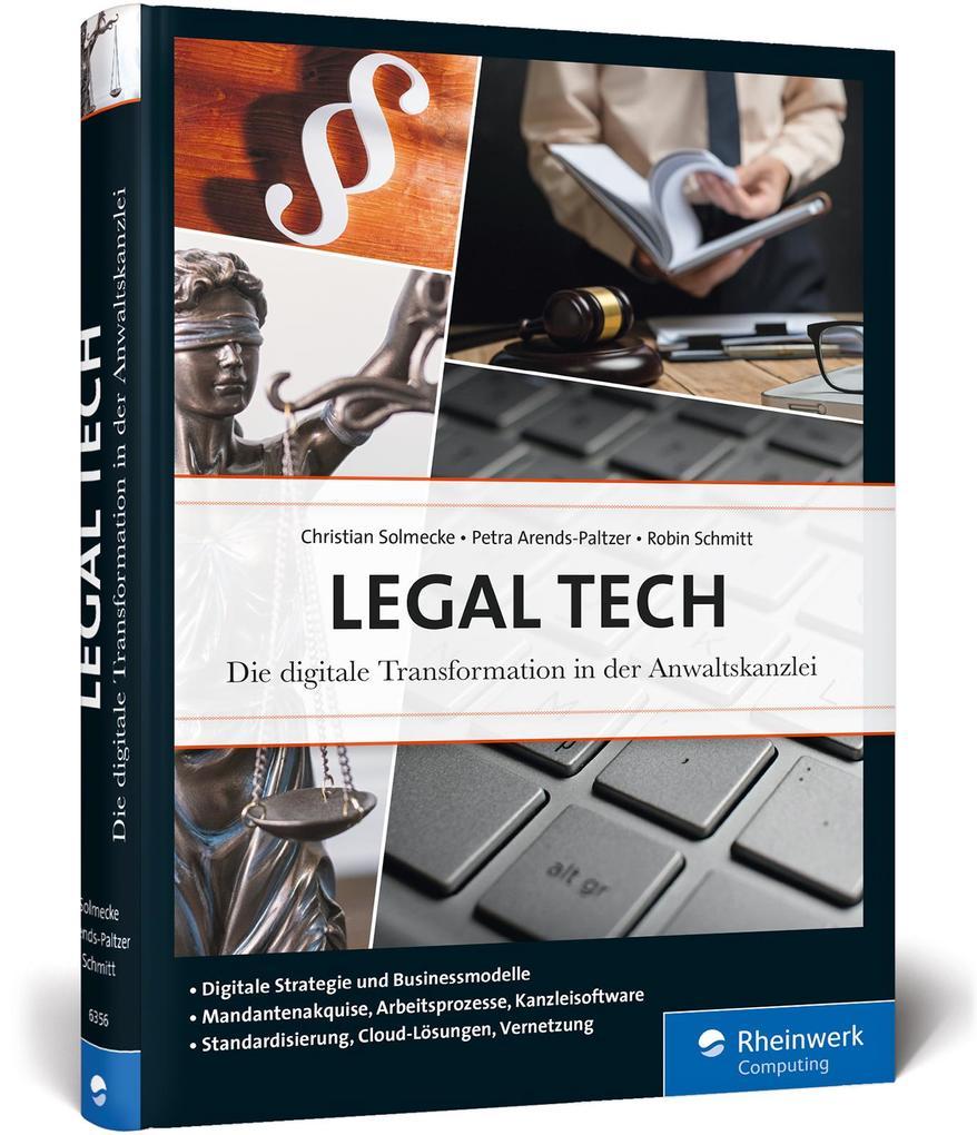 Legal Tech als Buch