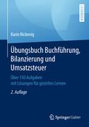 Übungsbuch Buchführung, Bilanzierung und Umsatzsteuer