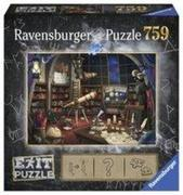 Exit 1: Sternwarte - Puzzle 759 Teile