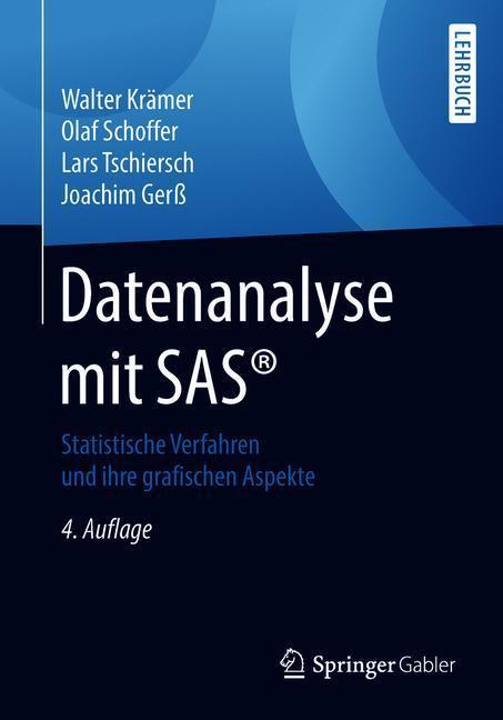 Datenanalyse mit SAS® als Buch