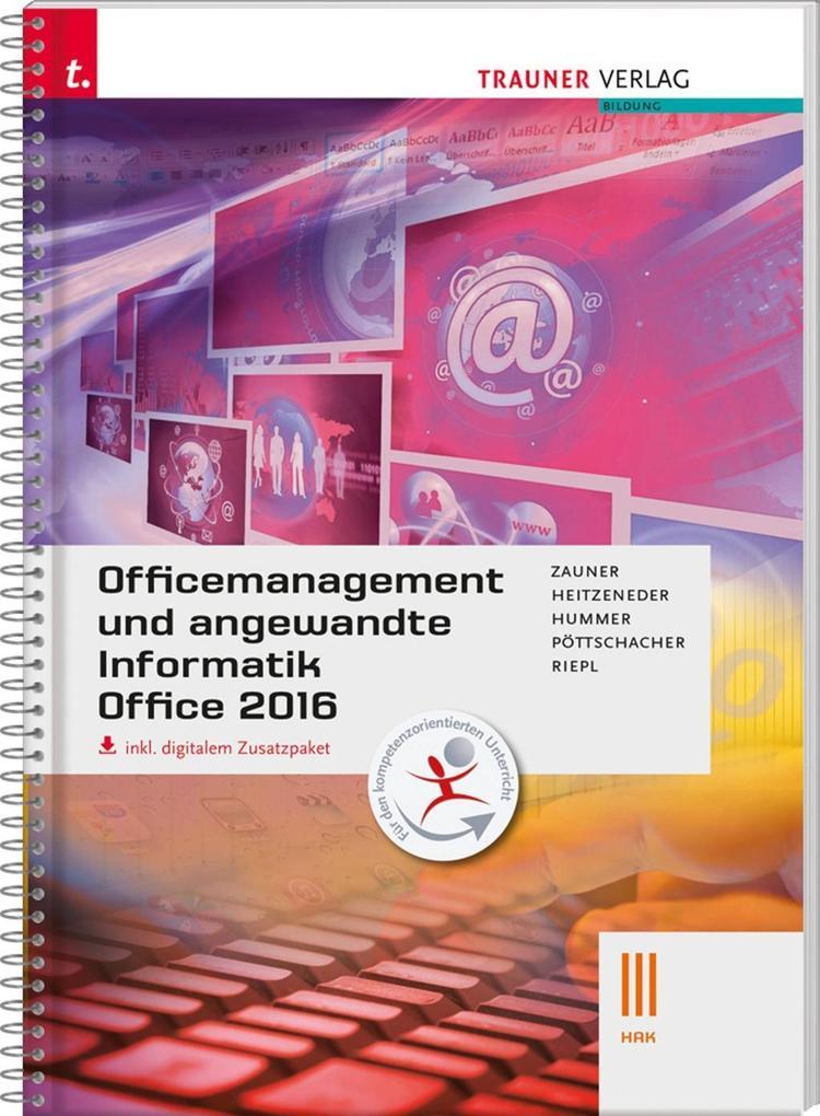 Officemanagement und angewandte Informatik III ...