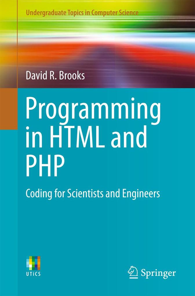Programming in HTML and PHP als eBook Download ...