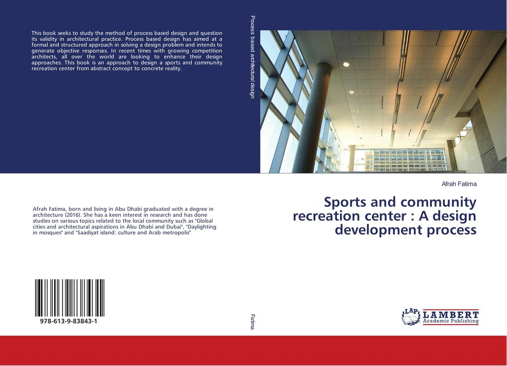 Sports and community recreation center : A desi...