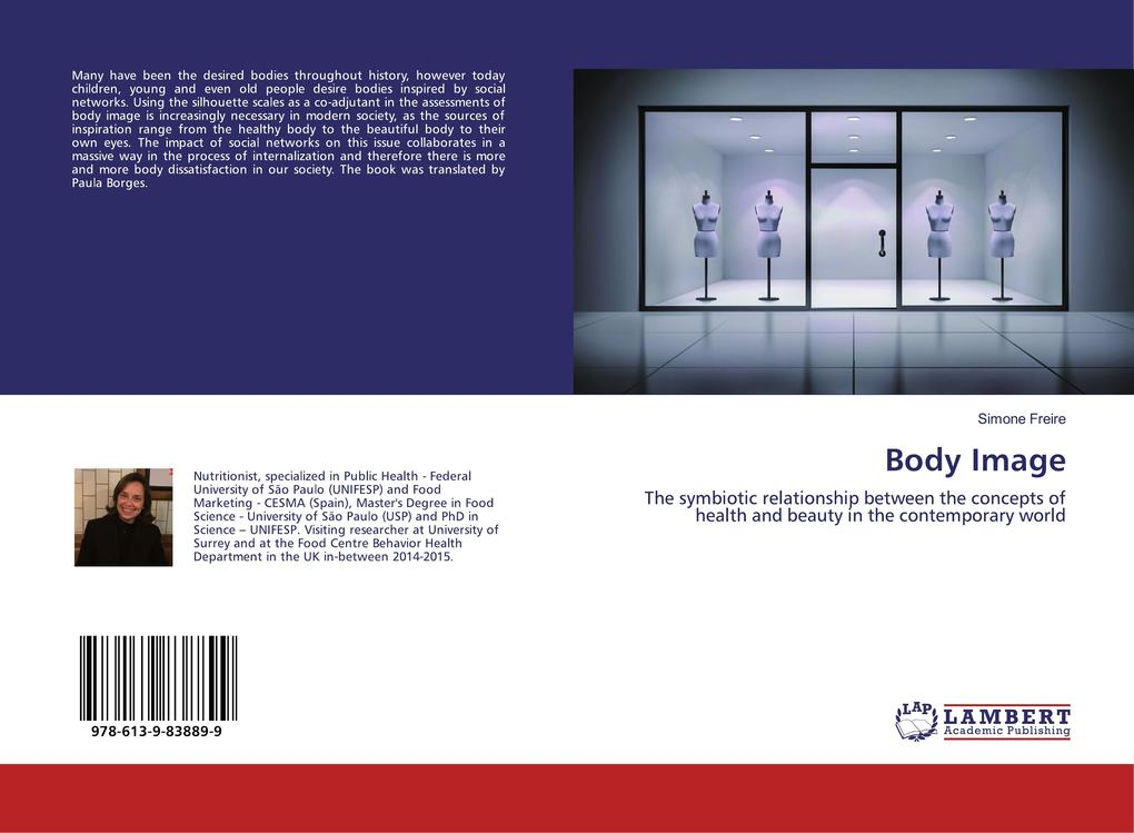 Body Image als Buch von Simone Freire