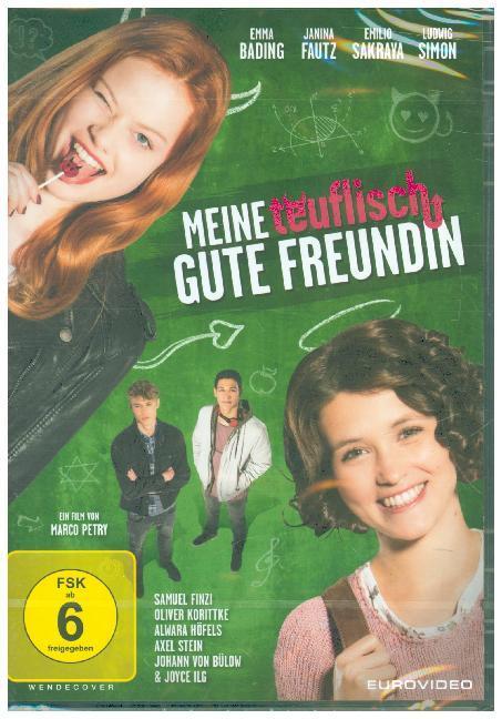 Meine teuflisch gute Freundin als DVD