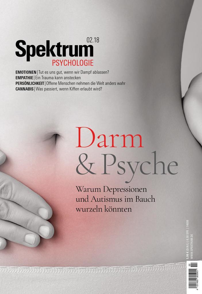 Spektrum Psychologie - Darm & Psyche als eBook ...