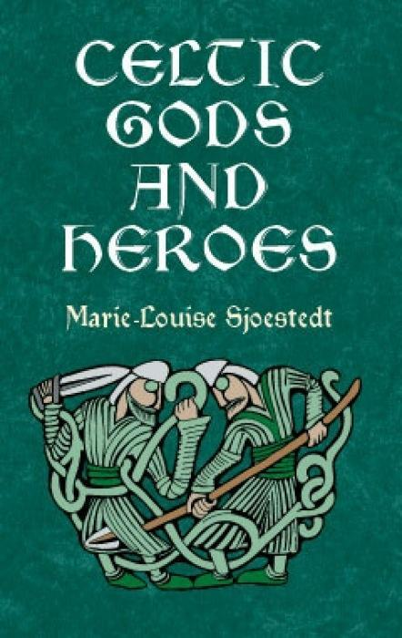 Celtic Gods and Heroes als Taschenbuch